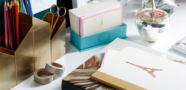 Chic Accents to Style Every Desk