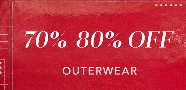 The Cyber Monday Sale: Outerwear