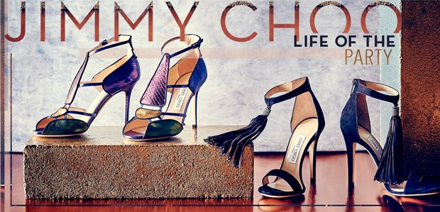 Jimmy Choo Featuring Spring 2016