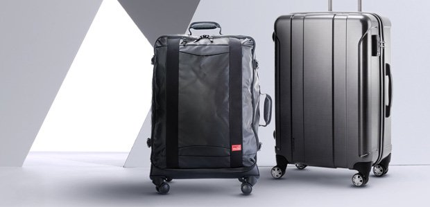 Ready. Set. Jet: Luggage Featuring Hideo Wakamatsu