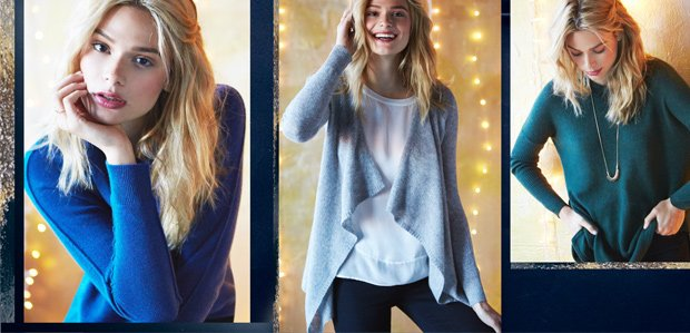 Cashmere Sweaters You Can't Resist