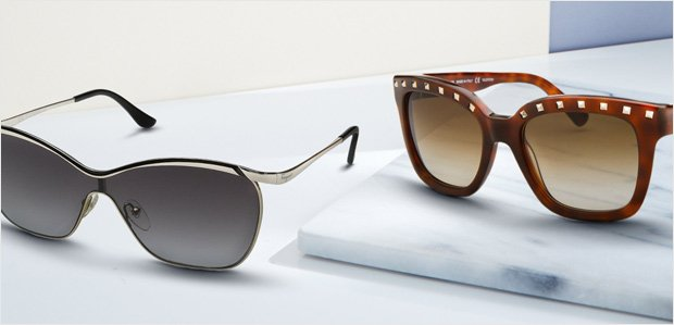 Grazie, Italy: Shades by Salvatore Ferragamo & More