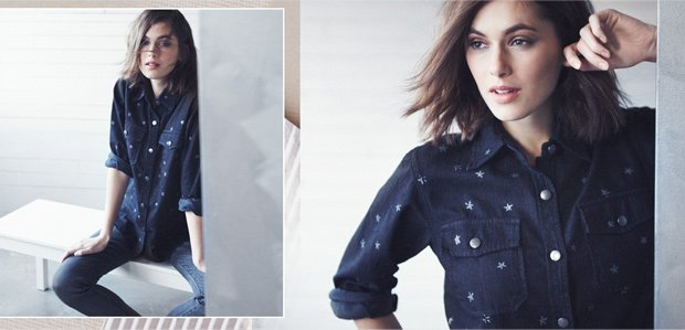 Perfectly Paired: Denim & Button-Fronts
