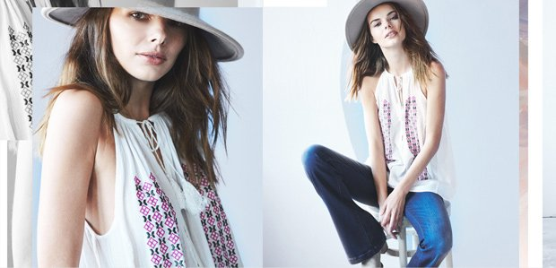 Boho-Chic Looks for the Free Spirit