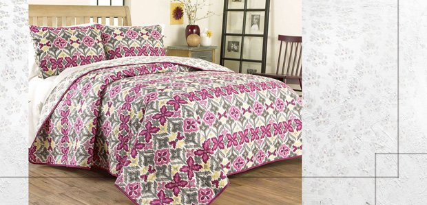 Pile On Style: Warm, Cool, & Neutral Quilts