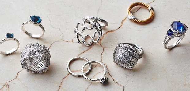 New Year, New Baubles: Rings to Pile On