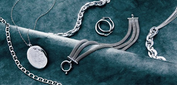 Sparkling Italian Silver: Necklaces & More