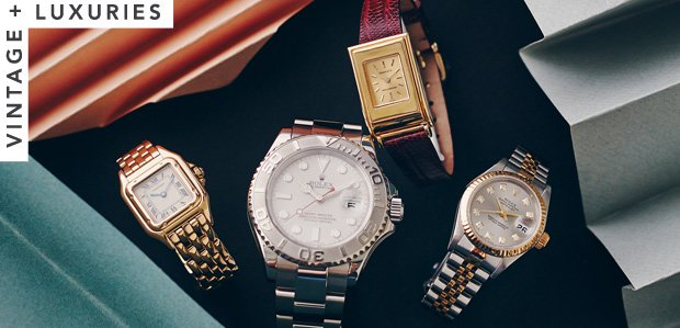 Watch VIPs: Rolex, Cartier, & More for All
