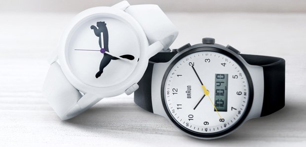 Shave Time Off Your Mile: Sporty Watches