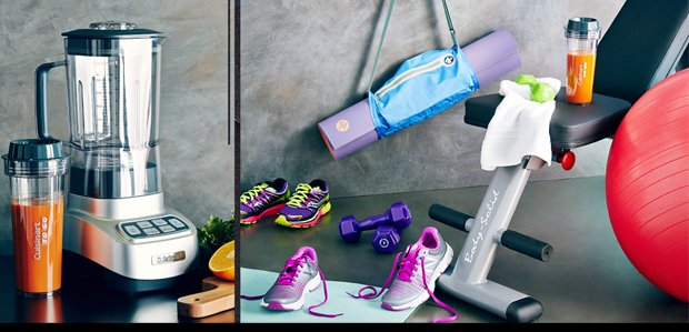 The Fit 50: Picks to Jump-Start a Healthy Year