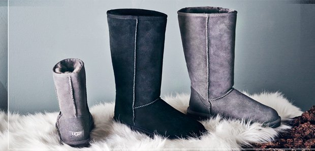 Take It Outside: Cold-Weather Boots by UGG & More