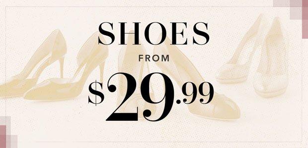 The Rue Warehouse Sale: Shoe