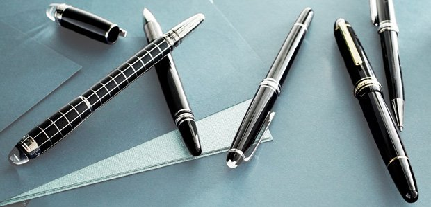 Montblanc Men's Watches to Pens