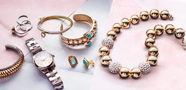Stack It On: Jewelry & Watches
