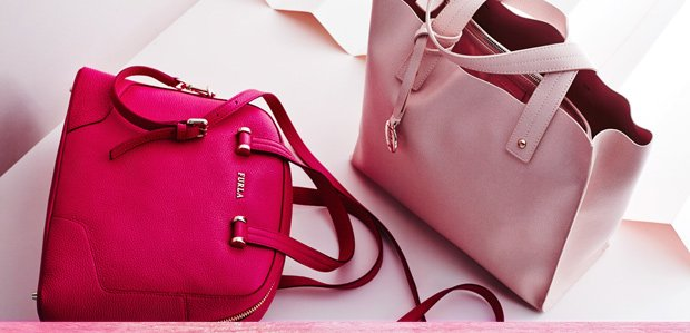 To Have & to Hold: Bags & Wallets Featuring Furla