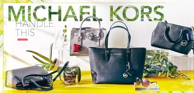 Michael Kors Handbags to Watches