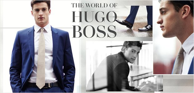 The World of Hugo Boss Men