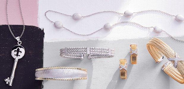 Charles Garnier Jewelry