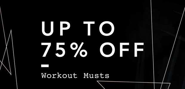 The Fitness Sale