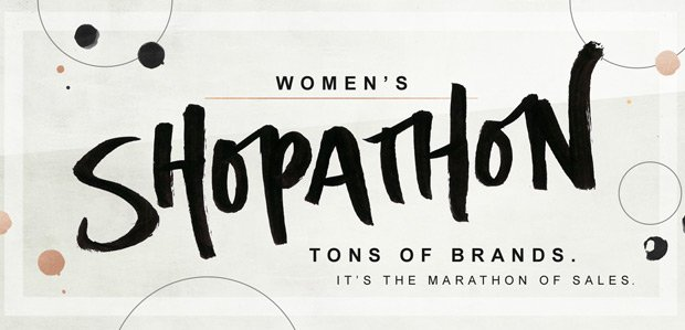 SHOPATHON: Women's Style