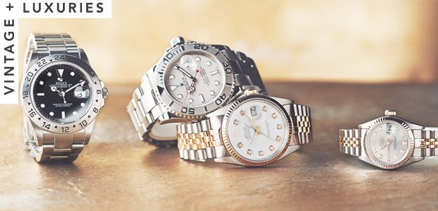 Rolex: From the Reserve