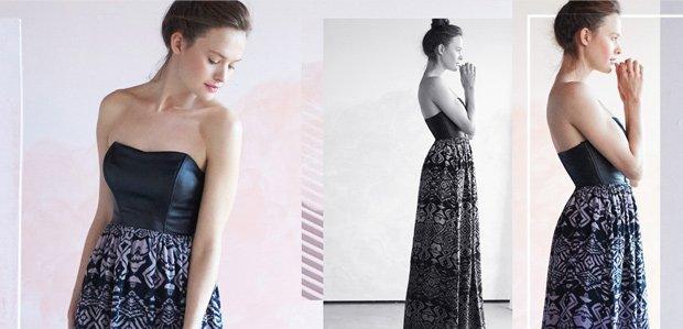The Maxi Dress: Boho Gone Chic