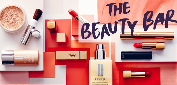 The Beauty Bar: Prettify with Yves Saint Laurent & More