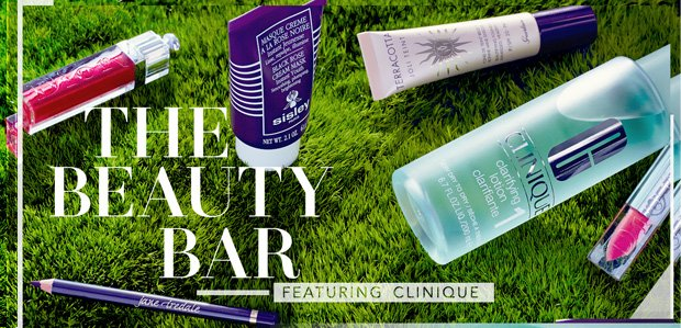 The Beauty Bar Featuring Clinique