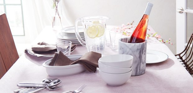 The Pinterest-Pretty Table: Spring-Country Style