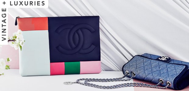 Chanel & More: Meet Your New Prized Possession