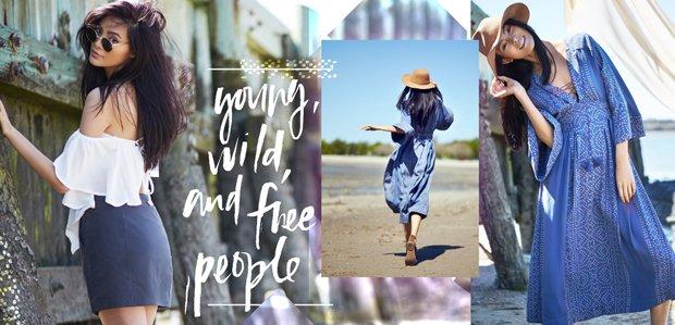 Free People Clothing & Intimates