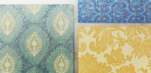 Rugs We Love: Featuring Kaleen