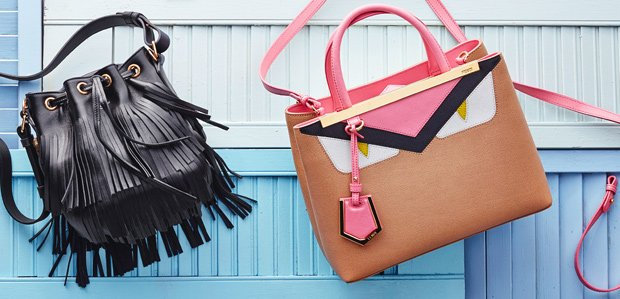 Statement Style: It Bags Featuring FENDI
