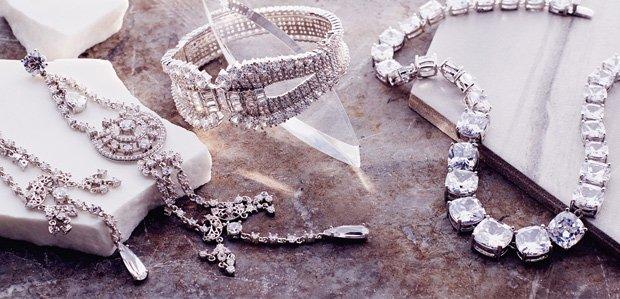 CZ by Kenneth Jay Lane & Genevive Jewelry