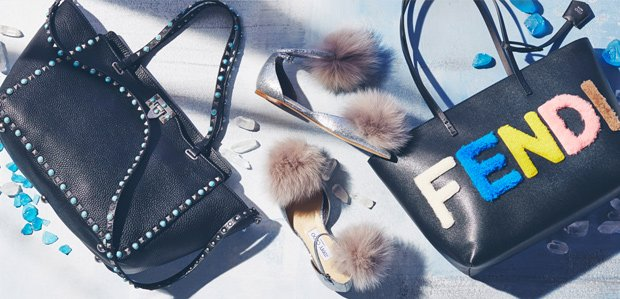 High-Voltage Bags to Shoes: Featuring Jimmy Choo