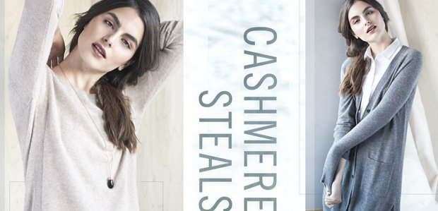 Day Off. Sale On: CASHMERE