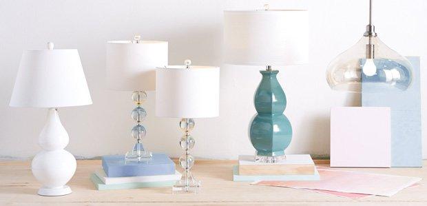 Lighting Gallery: Floor Lamps to Pendants