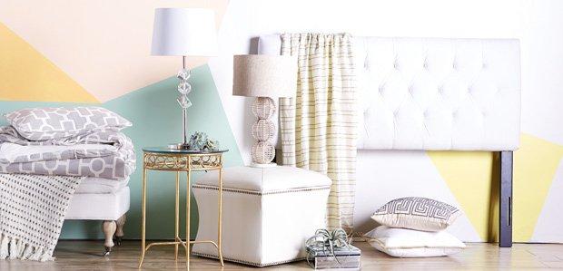 Decorating 101: Easy Furniture & Decor Updates