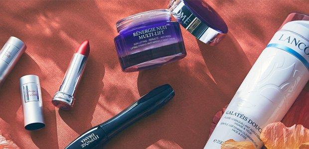 Lancome Fragrances to Skincare