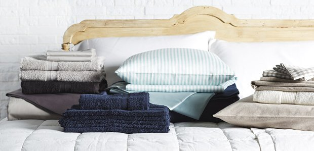 Make Them Feel at Home: Guest Towels, Bedding, & More