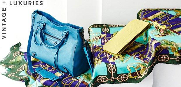 Luxe Picks by Linda's Stuff: Balenciaga to Hermes