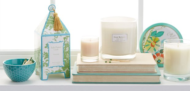 Fresh Scents: Lush Candles & Body Care