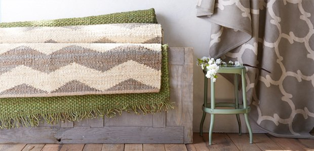 The Rug Bazaar: Hand-Tufted to Flatweave