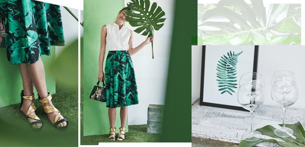 Florals to Fauna for Your Closet & Your Home