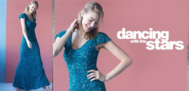It's Fairytale Night: Get the 'Dancing With The Stars' Look