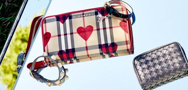 Splurge a Little: Luxe Extras Featuring Burberry