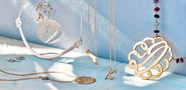 Jane Basch Personalized Jewelry