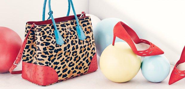 Prada Shoes, Handbags, & More