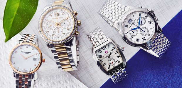 Love at First Wear: Watches for All