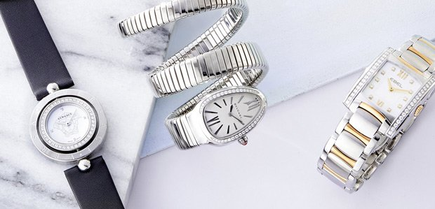Stack On Luxe: Watches for All Featuring Cartier